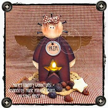 MP Prim Angel Tea Light (3)