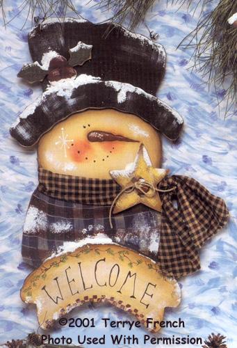 001074 (2) The Snowier, The Better Snowmen