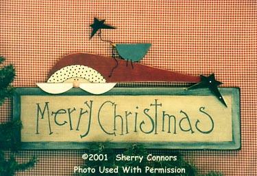 000432 (3) Santa's Christmas Signs