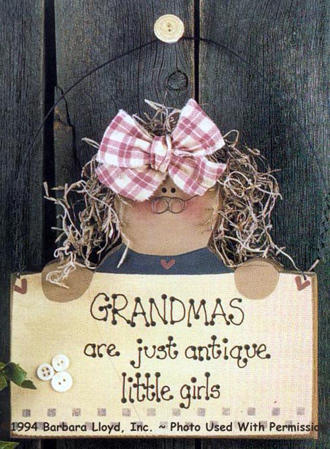 000084 (6) Grandma Signs