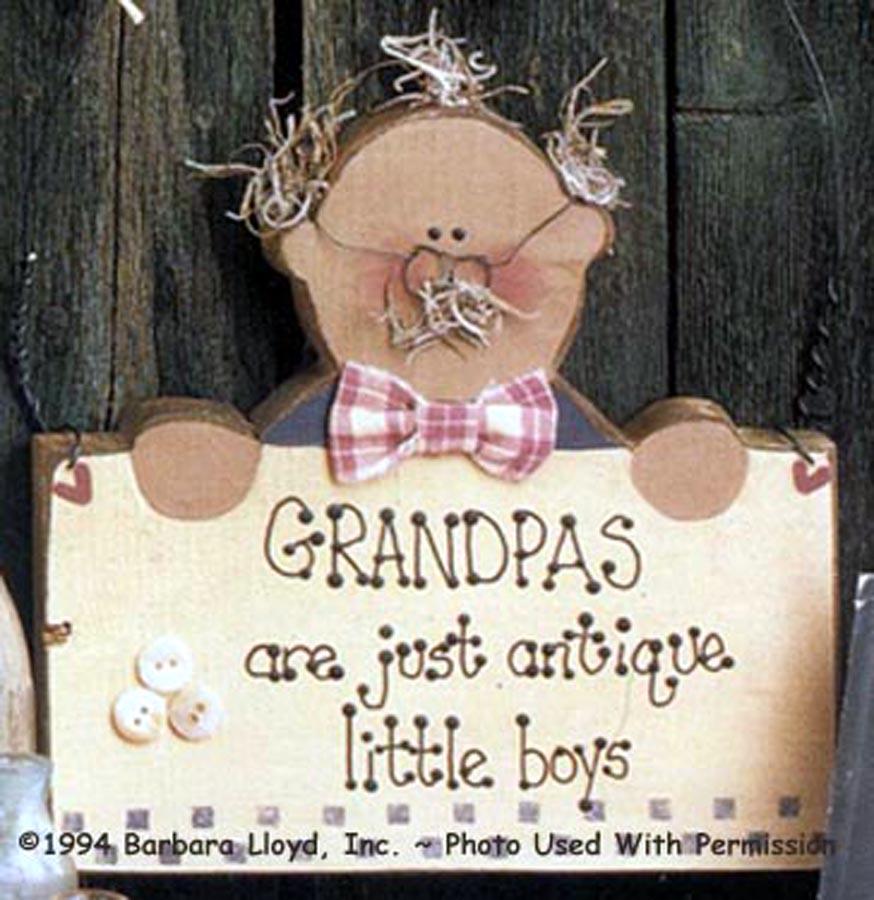 000085 (6) Grandpa Sign