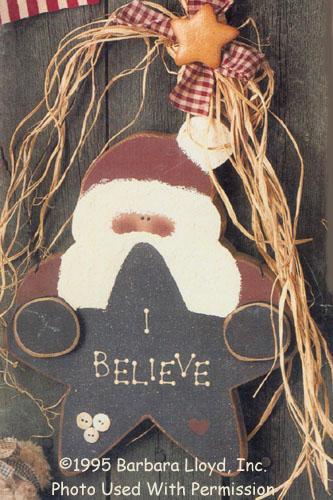 000816 (6) I Believe In Santa