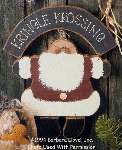 000820 (6) Kringle Krossing
