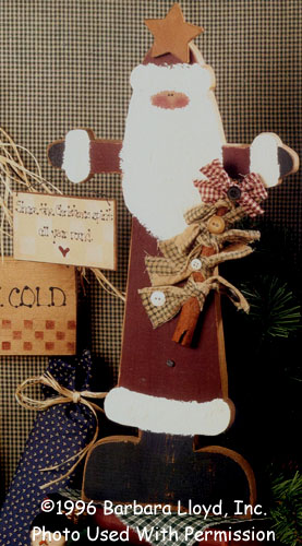 000789 (3) Christmas Santas