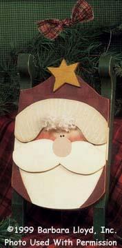 000126 (3) Santa Sleds