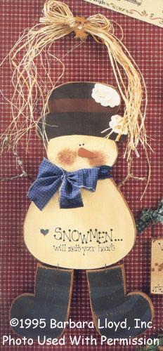 000959 (3) Melt Your Heart Snowman