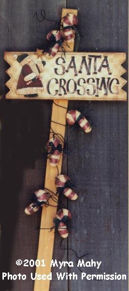 000143 (3) Santa Crossing Stakes