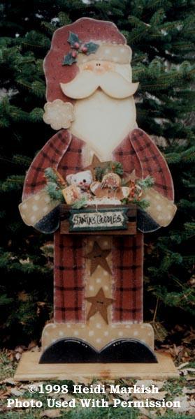 000458 (1) Santa�s Goodies