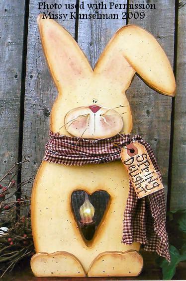 200008 (1) Spring Delight Bunny
