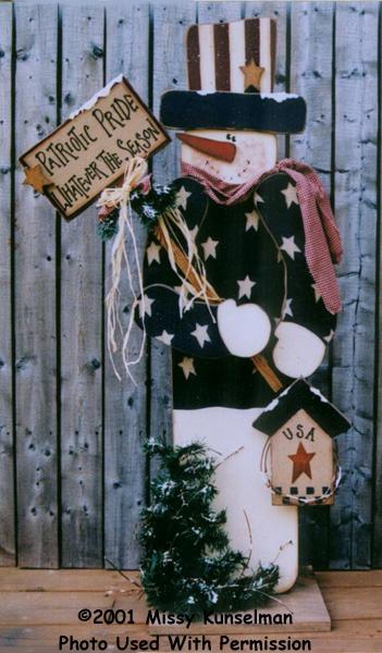 000663 (1) Snowman Sam