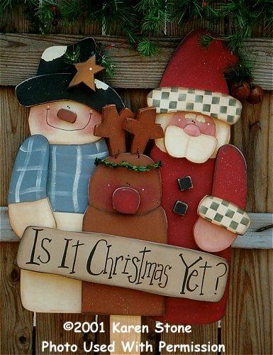 000393 (2) Is It Christmas Yet